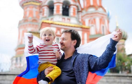 Особенности российского отцовства