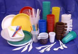 Одноразовая посуда в интернет-магазине Foodinni