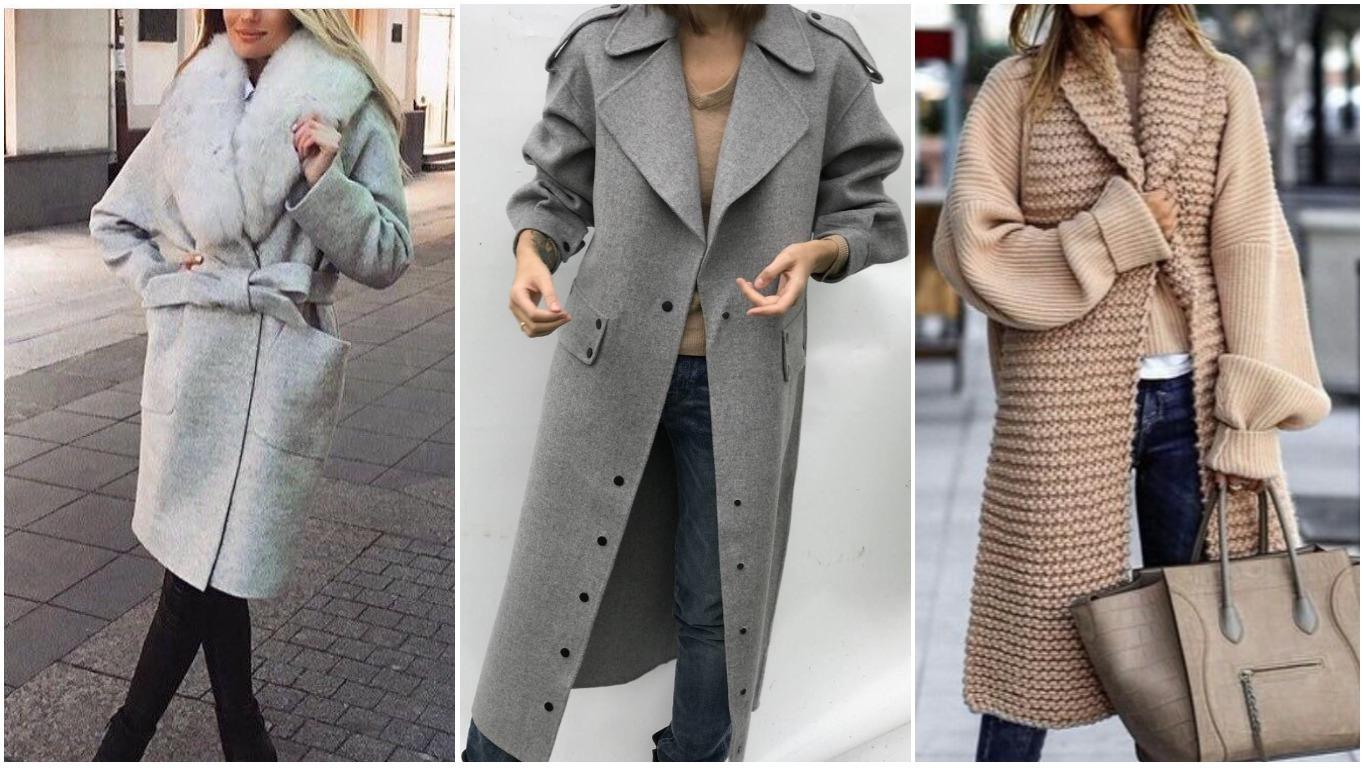 Зимнее женские пальто: модные тенденции 2019