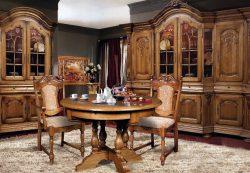 Купить мебель из массива сосны: преимущества и особенности продукции
