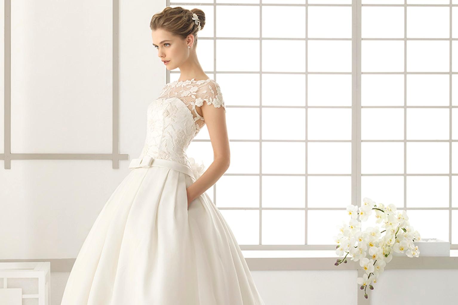 Оригинальные свадебные платья в салоне «Бель Авантаж»