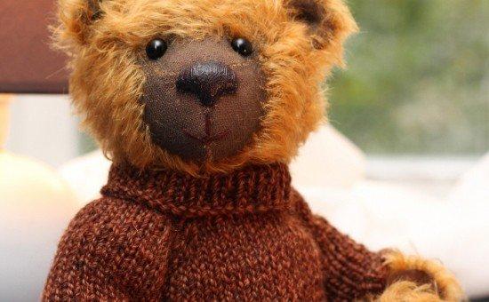 Забавные медвежата Тедди