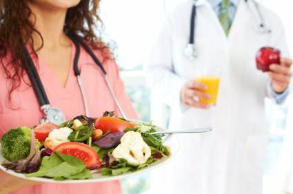 Диетический стол при гастрите: меню лечебной диеты