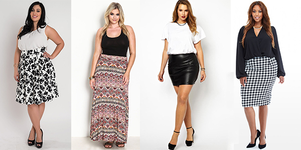 Выбирайте правильно одежду большого размера