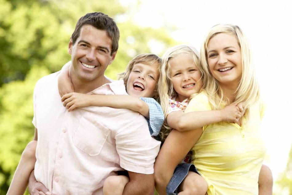 Как воспитывать сына и дочь?