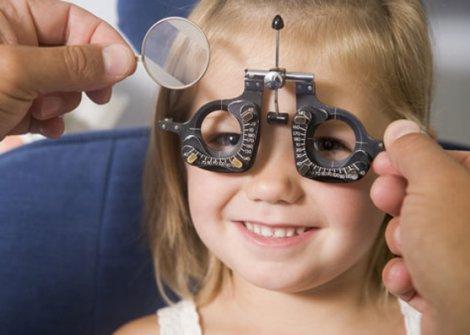 Гигиена и профилактика нарушений зрения у детей, или зачем ребенку очки