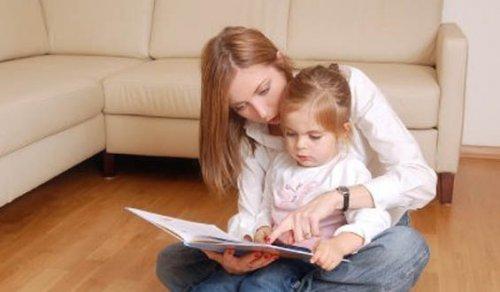 Читайте вслух ребенку прямо с рождения!