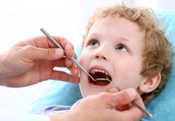 Прорезывание зубов у ребенка
