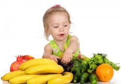 Продукты, которые нельзя есть детям