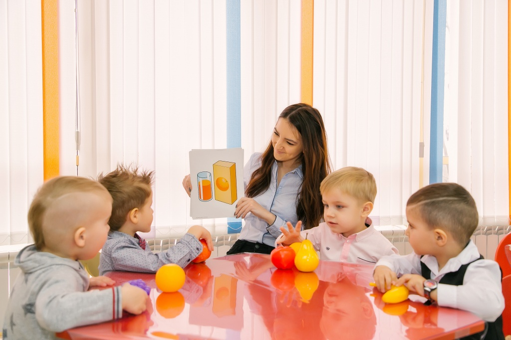 Обучение детей скорочтению в центре London Express Junior