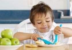 О полезной еде для малышей