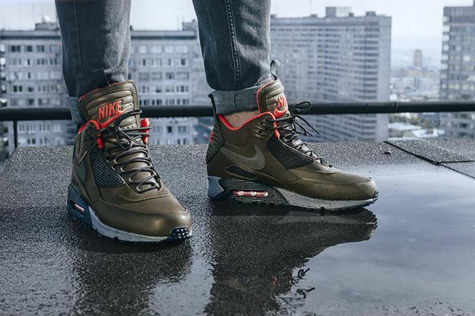 Выбираем кроссовки на зиму