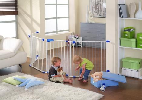 Советы по созданию безопасной обстановке для ребенка в доме