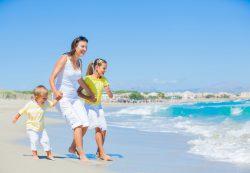 Особенности удачного отдыха с детьми