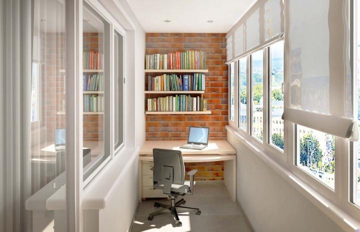 Тайная комната: во что можно превратить скучный балкон?