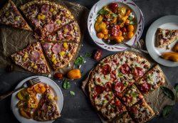 Суши и пицца — просто закажите и наслаждайтесь