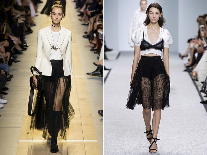 Модели юбок, которые актуальны в этом сезоне
