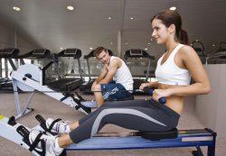 Силовые тренировки на тренажерах