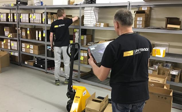 Доставка товаров с зарубежных магазинов через компанию Unitrade-express