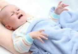 Экстренная помощь ребенку во время судорог