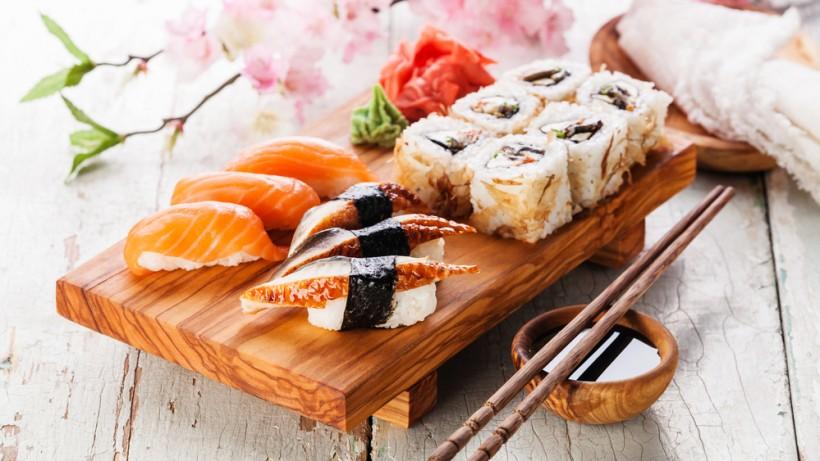 Какие должны быть продукты для вкусных суши