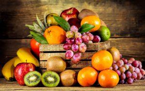 О пользе фруктов для вашей красоты