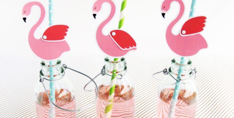 Как из бумаги сделать фламинго разными способами