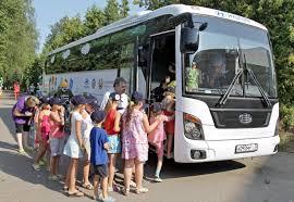 Школьные автобусы для проведения экскурсий
