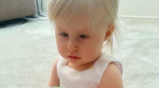 Редкая болезнь заставляет ребенка набрасываться на еду