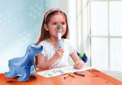 Ингаляторы от насморка и кашля для детей