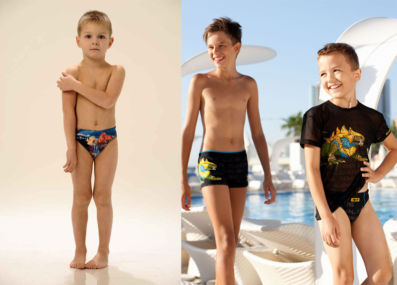 Как подбирать купальник или плавки для ребенка?