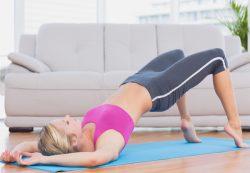 Полезная гимнастика для интимной жизни после родов