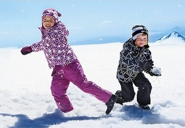Что учесть, выбирая зимние непромокаемые штаны для мальчиков