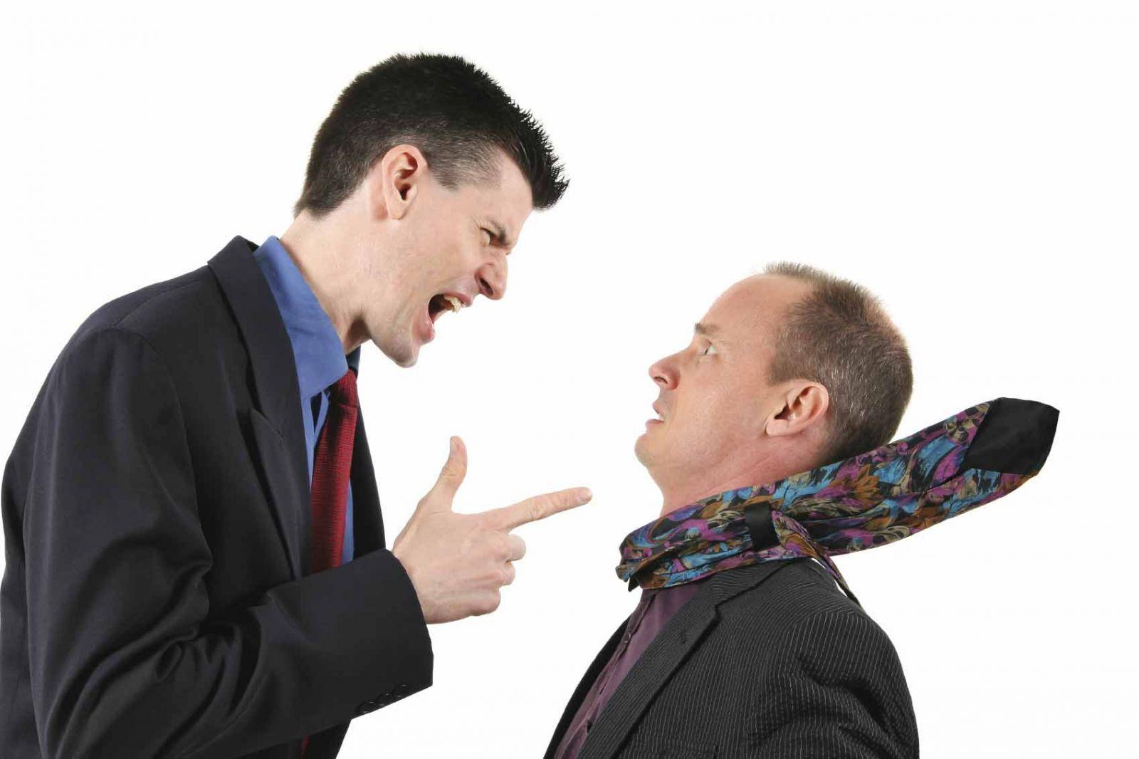 Как противостоять оскорблениям