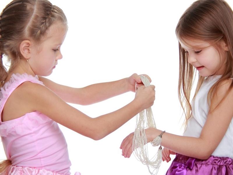 Приобрести бижутерию для детей