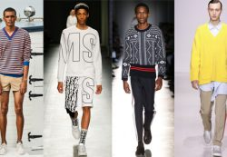 Модные мужские свитера весна 2019