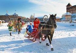 Зимние каникулы — куда поехать с детьми