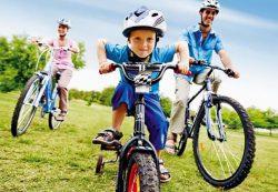 Прокат детского велосипеда