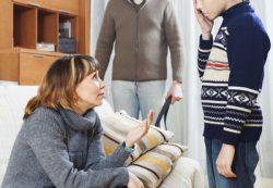Бьете ребенка? Насилие в семье и участие в войне: что общего