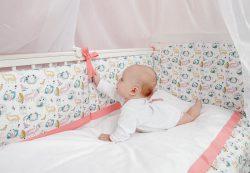 Выбираем постельное белье новорожденным и дошкольникам