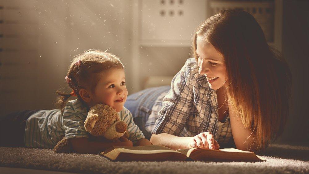 Воспитание детей с раннего возраста