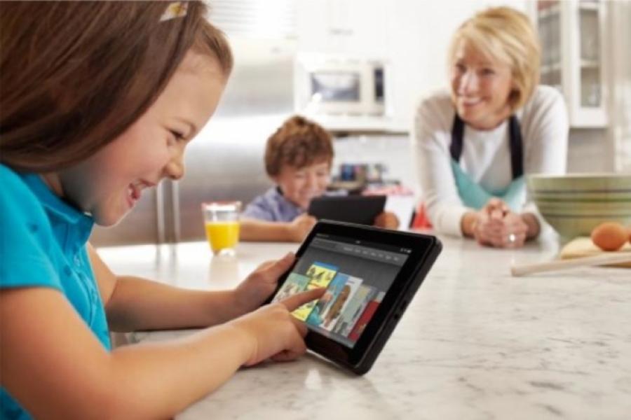 Как выбрать планшет для ребенка
