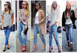 Модные джинсы и обувь в LookMania: идеальный выбор современной молодежи