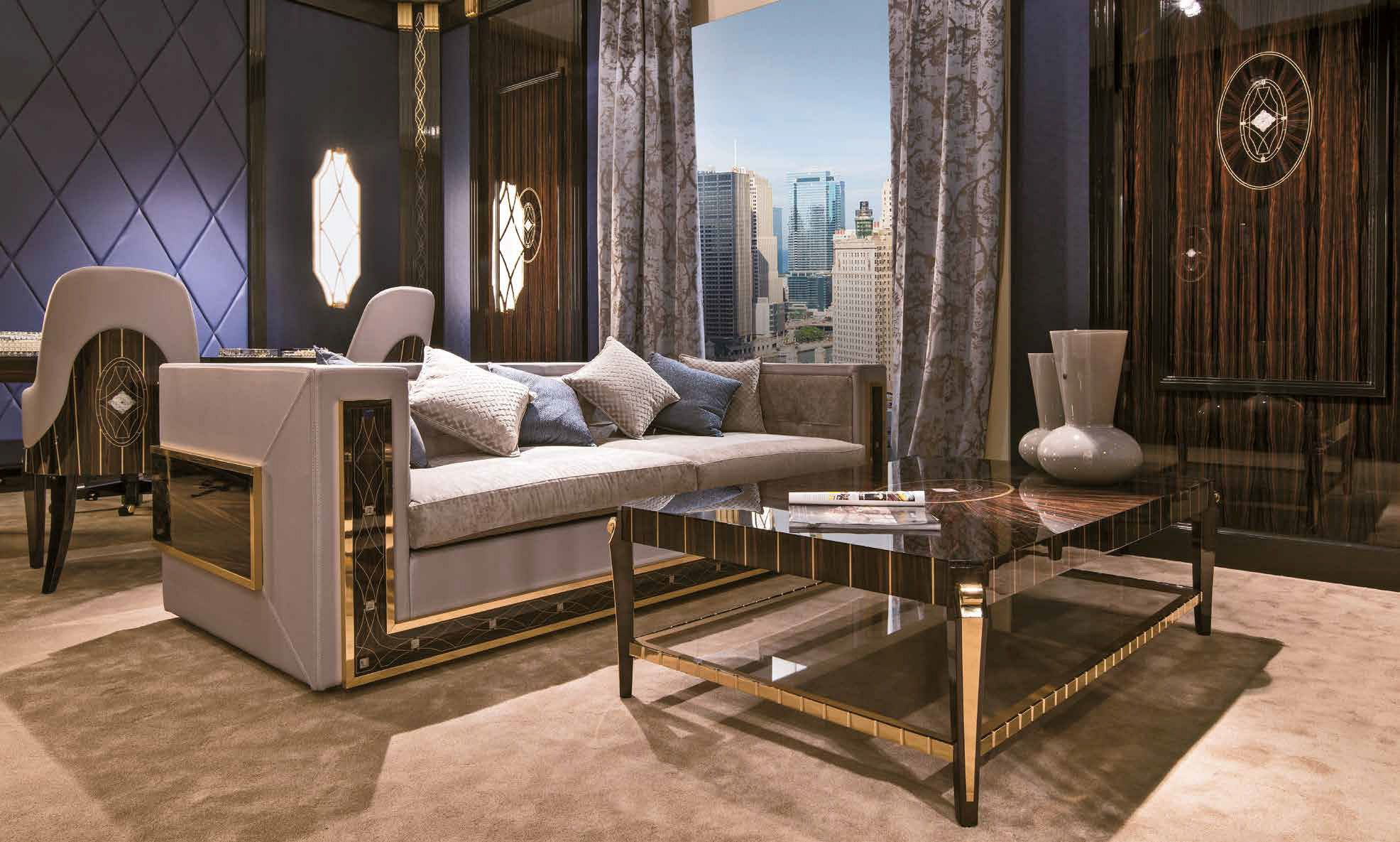 Итальянская мебель: 1001 и 1 способ показать отменный вкус