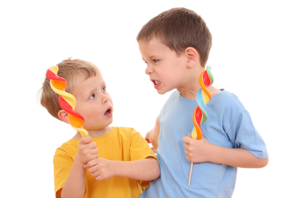 Если ребёнок слишком агрессивен