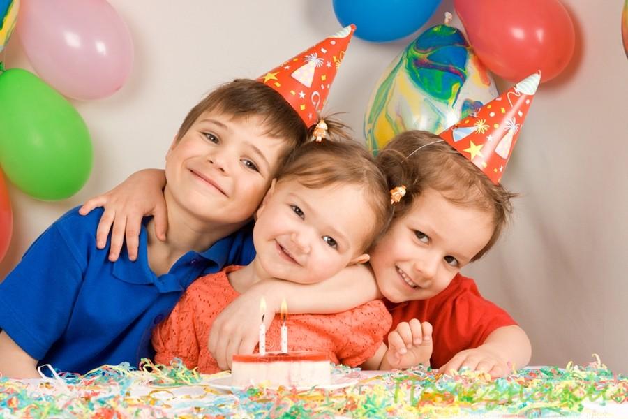 Домашний день рождения для вашего ребенка