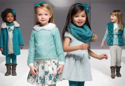 Интерес к модной детской одежде