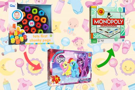 Развитие личностных качеств ребёнка посредством игры