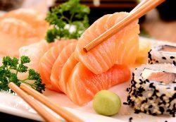 Каким должен быть лосось для роллов