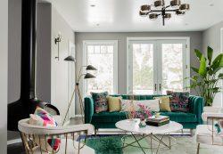 Элементы мебели, которые дополняют интерьер и делают его более уютным